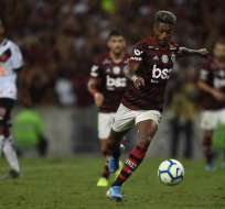 El organismo envió lista de barras bravas que no pueden asistir a la final de Libertadores. Foto: MAURO PIMENTEL / AFP
