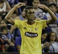 Fidel Martínez, goleador 'amarillo'.