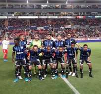 Jordan Sierra disputó los 90 minutos para Querétaro. Foto: Cuenta de Twitter de Querétaro