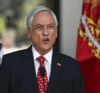 Presidente de Chile, Sebastián Piñera. Foto: AP