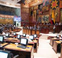 En la sesión 492 del Pleno de la Asamblea Nacional, se procederá a la votación de las reformas. Foto: Asamblea