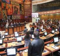El legislativo consideró que el método Webster permite una mejor representación de grupos minorías. Foto: Asamblea