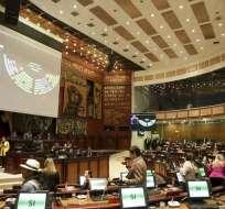 El pleno del Legislativo dio 83 votos a favor para dar paso a este paquete de medidas. Foto: www.flickr.com/asambleanacional