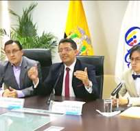 Integrantes del Consejo de Participación Ciudadana. Foto: Redes
