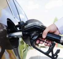 El precio de los combustibles estará regido por un sistema de bandas. Foto referencial /  Internet