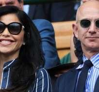 Bezos es junto a Bill Gates uno de los hombres más ricos del mundo. Getty Images
