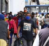 Quito es la ciudad con mayor número de contagios de COVID-19. Foto: Archivo API