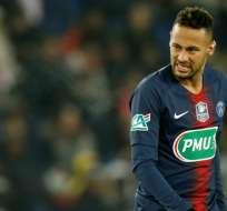 El jugador salió lesionado el 23 de enero.