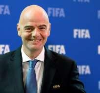 El actual presidente del organismo no tendrá contendiente en las elecciones de junio. Foto: FABRICE COFFRINI / AFP