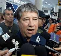 El entrenador de la selección ecuatoriana habló sobre los amistosos de marzo. Foto: Archivo