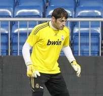 Iker Casillas es elegido por cuarto año consecutivo mejor portero del mundo