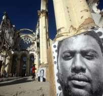 Haitianos realizan homenajes a víctimas de terremoto