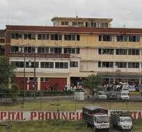 Declaran en emergencia Hospital de Santo Domingo