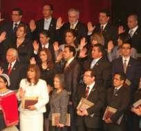 Conozca a los nuevos 21 jueces de la Corte