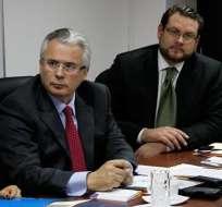 Garzón analizará denuncias en concurso de la CNJ