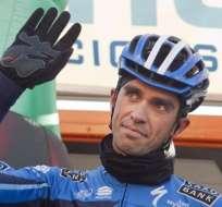 Sancionan al español Alberto Contador por su positivo por clenbuterol