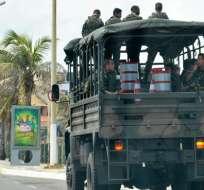 Policías de Bahía decretan fin de huelga y los de Río de Janeiro la suspenden