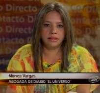 Vargas: No hay seguridad jurídica en el Ecuador