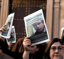Juez Garzón absuelto en juicio por investigar crímenes del franquismo
