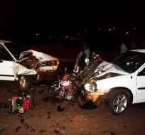 6000 niños mueren cada año en Latinoamérica en accidentes de tránsito