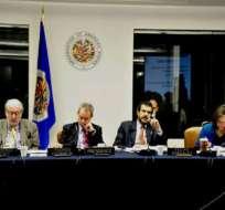 Correa insiste en reunión para indagar a CIDH por caso El Universo