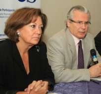 Miembros de veeduría a reestructuración judicial están en el país