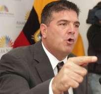 Asambleísta Leonardo Viteri lanza graves denuncias contra Contralor