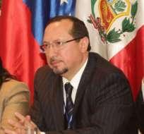 """Rodríguez visita Europa en busca de las """"mejores prácticas"""" en justicia"""