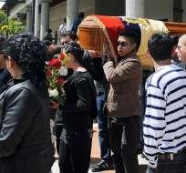 Detienen a policía por la muerte de estudiante Juan Pablo Bolaños