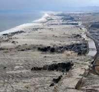 Terremoto de 6,4 grados sacude el norte de Japón sin alerta de tsunami