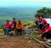 Un minero peruano falleció sepultado por un deslave ocurrido en Azuay