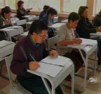 374 nombramientos se entregaron a docentes ganadores de los concursos