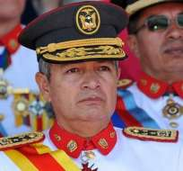 Jefe del Comando Conjunto de las FF.AA. entregó su informe de labores
