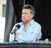 Lenín Moreno, entre los participantes para Nobel de la Paz