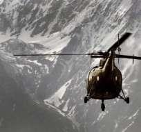 Alud de nieve sepulta a más de cien soldados en Pakistán