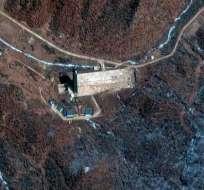 La UE exige a Corea del Norte que detenga el lanzamiento de su satélite