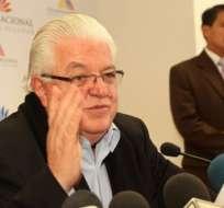 Fernando Cordero responde a cuestionamientos de Rafael Correa