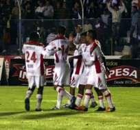 En silencio, Liga (L) vence al Cuenca y es puntero junto a Independiente