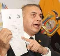Juez niega medidas cautelares en contra de asambleísta Galo Lara