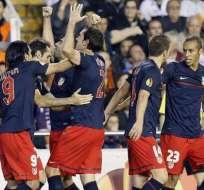 Atlético de Madrid y Athletic de Bilbao jugarán la final de Bucarest