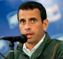 Capriles: Brasil me parece el mejor ejemplo de la región
