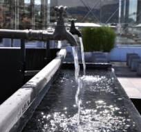 El fin de semana habrá un nuevo corte de agua en Guayaquil