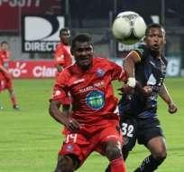 Independiente golea 3 - 0 a Olmedo en Sangolquí