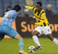 Vitesse clasifica a la Europa League con gol de Renato Ibarra
