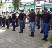 Guayaquil es la ciudad con mayor número de aspirantes a Policía