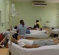 Autoridades piden intensificar medidas de prevención contra el dengue