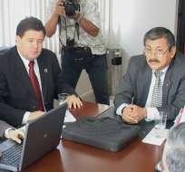 Fiscal Gagliardo se excusa de seguir en el caso contra Juan Paredes