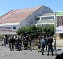 Autor confeso del atentado de Bríndisi quería provocar una matanza