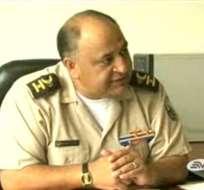 Excomandante de Policía es declarado culpable por caso de narcotráfico