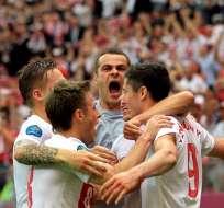 El debut de la Eurocopa entre Polonia y Grecia terminó empatado